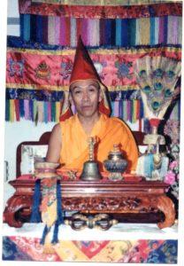 Dr. Trogawa Rinpoche